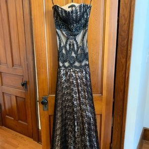 Sue Wong Nocturne Gown, Size 4